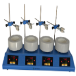 Analog 4-Position heating mantle LB-32SHM