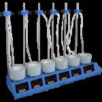 Analog 6-Position heating mantle LB-60SHM