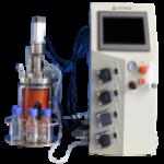Autoclavable glass fermenter LB-20GFS