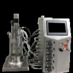Autoclavable glass fermenter LB-30GFS