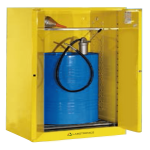 Drum storage cabinet LB-10DSC
