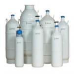 Liquid nitrogen container LB-15LNC