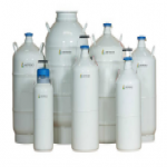 Liquid nitrogen container LB-19LNC