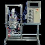 Pilot SIP glass fermenter LB-90GFS