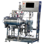 Solid-state steel fermenter LB-11SSF