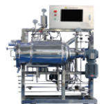 Solid-state steel fermenter LB-12SSF