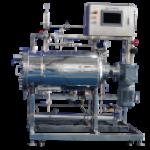Solid-state steel fermenter LB-13SSF