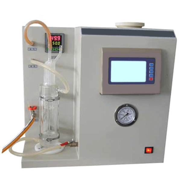 Air Release Value Tester
