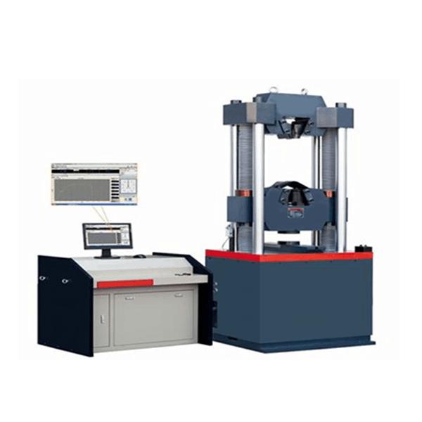 Hydraulic Servo Universal Testing Machine