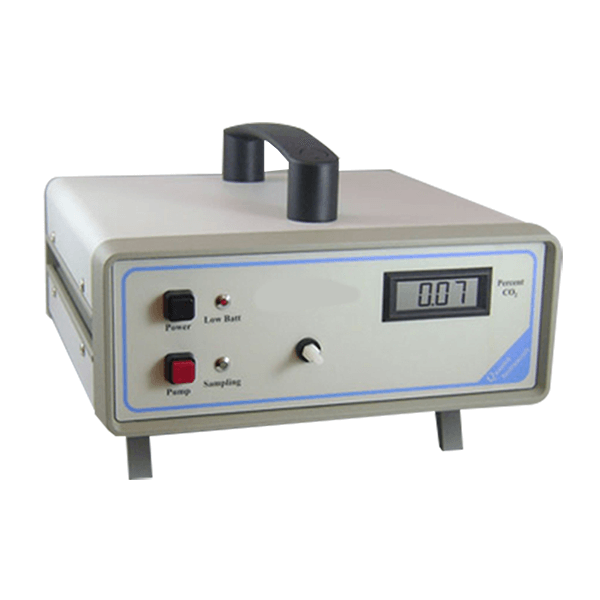 Nitrogen Oxygen Analyzer