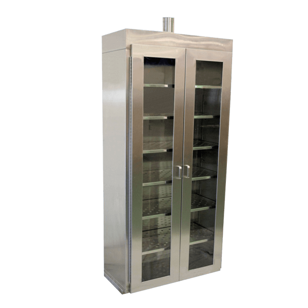 Vented Stainless Steel Specimen Cabinet